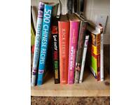 Cook book collection (world foods)