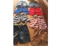 Boys bundle of summer clothes age 3/4 joules , Ralph Lauren, mama&papas, mini boden, next, 30 items