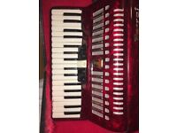 48 Bass Accordion for sale.