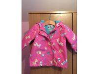 Joules Girls Coat 9/12m
