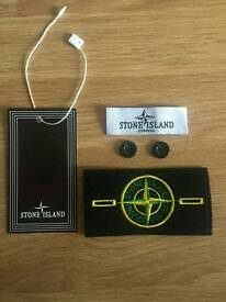 Stone island badge sets X5 20 pounds free post