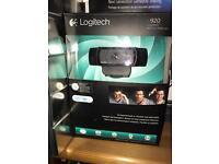 Logitech C920HD brand new