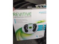 Revitive Circulation Booster. Unused.