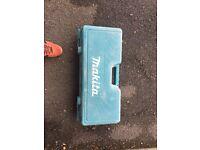 Makita 240v 9 inch angle grinder with box