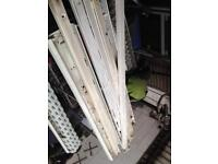 Strip lights singles and doubles 7/8 ideal dos spray booth garage etc 6ft
