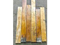 Reclaimed Maple Hardwood Flooring - 300 m2 in stock!
