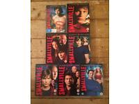 Smallville complete seasons 1-7