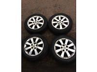 Vauxhall alloys 195/60r15