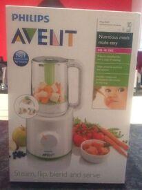 Philips Avent Baby Steamer/Blender