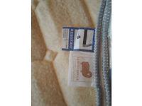 Super king mattress topper Magniflex 3 in 1 All Seasons Merino Wool Blend / free delivery