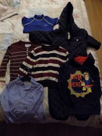 Boys bundle of clothes - Age 2-3 years (includes Snowsuit)