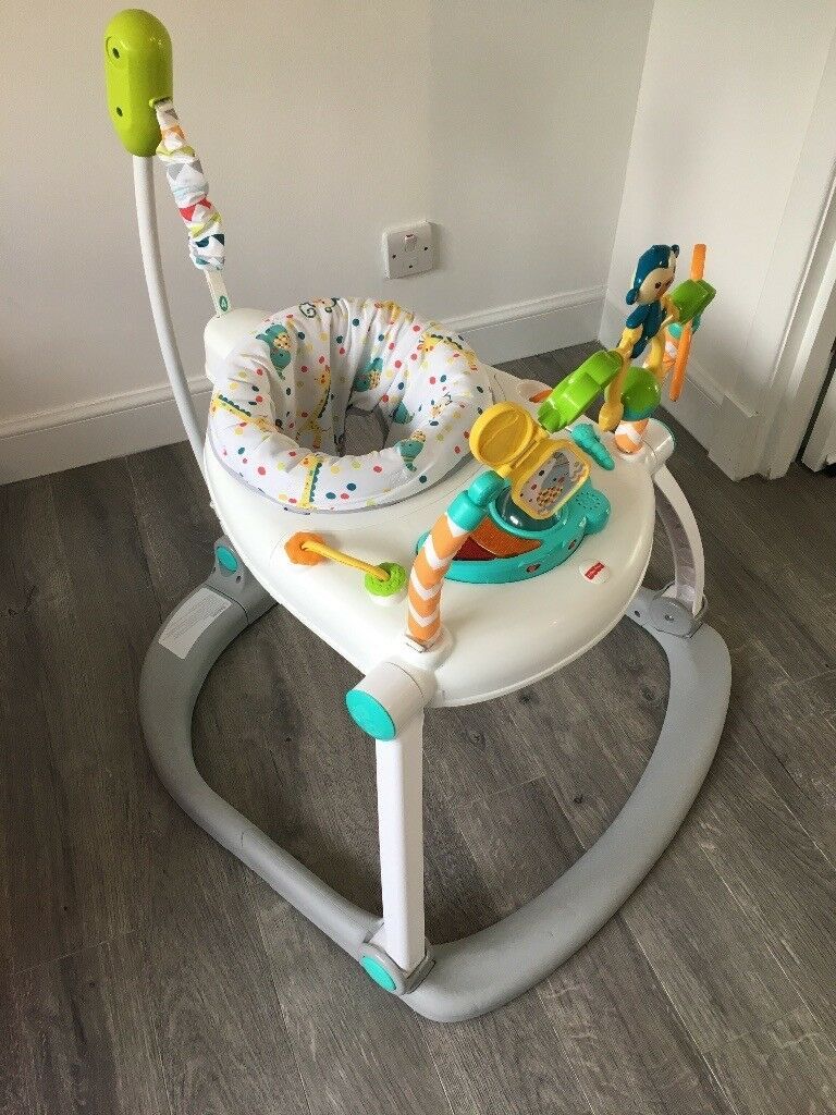 Fisherprice Spacesaver Jumperoo, excellent condition £30 Pick up only