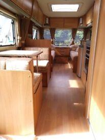 6 Berth Caravan - Swift Charisma Kingsmere 570