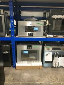 30 steam oven and wall oven combo, Gaggenau