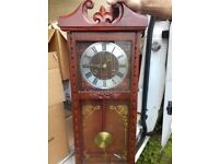 Clock with chime