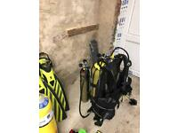 Dive kit for sale