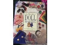 The Book Of Doll Making by Alicia Merrett