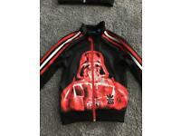 Adidas limited edition Star Wars jacket