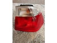 BMW E46 Rear Light