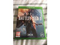 Battlefield 1 Xbox 1
