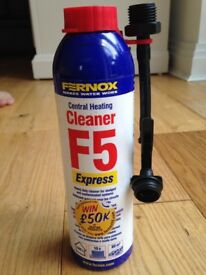 Central Heating Cleaner