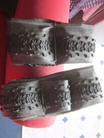 Pair of Geax Mezcal tyres 26 x 2.1 very good condition, barely used