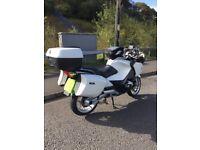 BMW 1200 RT ALPINE WHITE