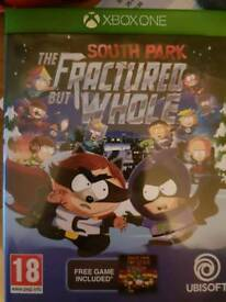 South park the fractured butt whole