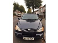 Ssangyong KYRON 2.00 TDI cheap for quick sale