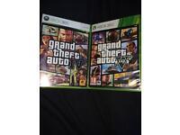 GTA V + GTA IV ( XBOX 360 )