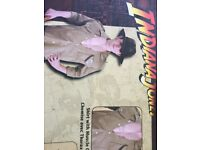 Costumes power rangers and Indiana jones