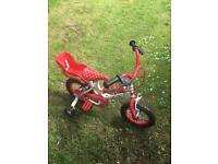 Girls bike - good condition - ages 2-4