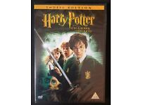 Harry Potter And The Chamber Of Secrets - Sealed - DVD
