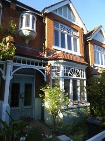 Beautiful 4 bedroom Edwardian family house for rent
