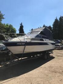 Fairline weekender boat