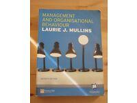 Management and Organisational Behaviour - seventh edition
