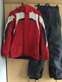 Mens / Youth Columbia Ski Jacket and Pants