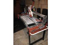 Raimondi Pikus 105 wet tile /stone cutter / saw