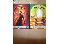 Avatar season 2&3 DVD box set