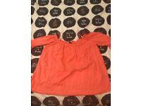 Bundle of ladies tops size 14/16