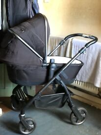 Silver Cross Wayfarer and car seat