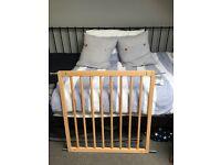 Wooden Non Trip Baby Dan Stair Gate