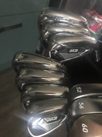 Taylormade m3 irons 4-pw