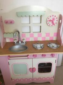 ELC wooden kitchen