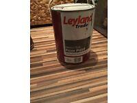 Heavy Duty Leyland Floor Paint half a tin