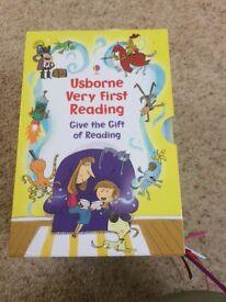 Usborne Very First Reading set of 15 books
