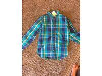 BNWT Next Boys Shirt Age 11