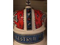 Emma Bridgewater 2012 crown ,discontinued and rare