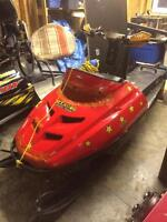 Indy500xc puddle jumper an 150cc pithog for trade