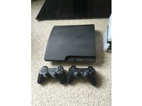 PlayStation 3 (not Xbox, Xbox 1, ps4)